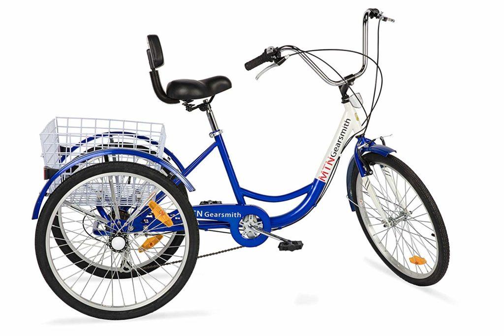 Three Wheel Bikes for Seniors - Best 3 Wheel Bikes for Adults 2018