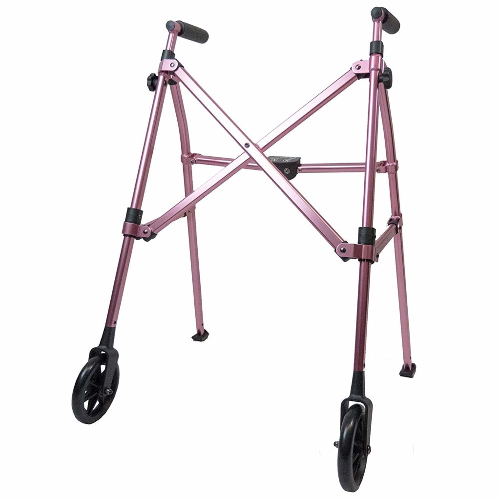 Able Life Space Saver Walker - narrow walkers for small spaces