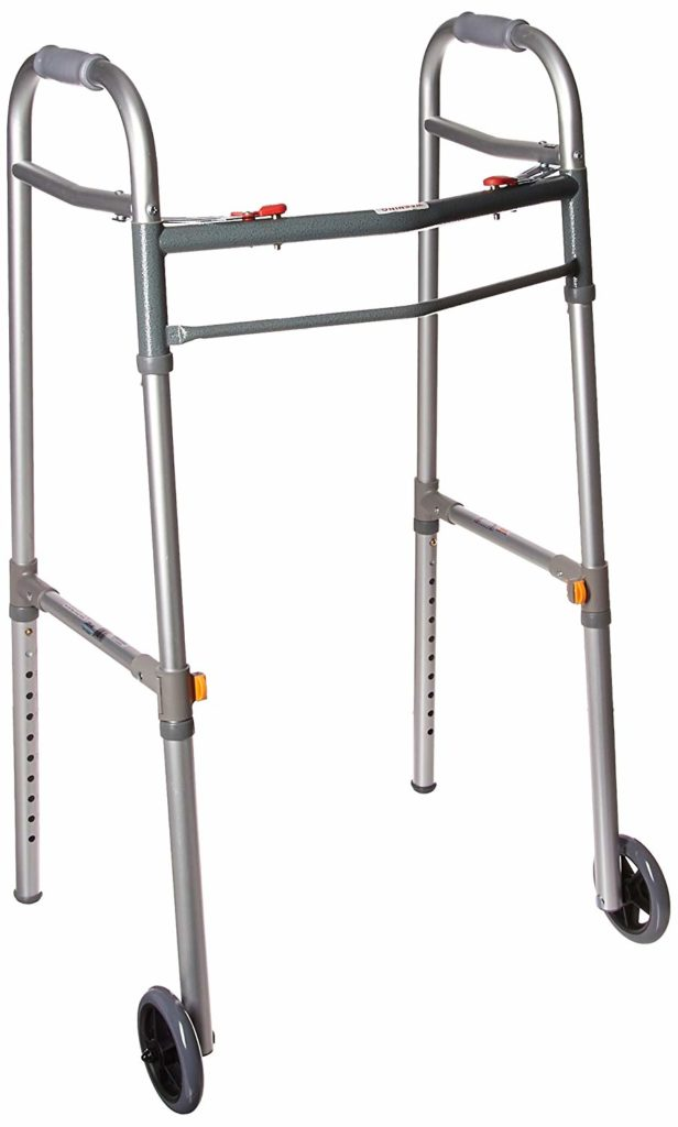 Narrow Walkers for Seniors - Best Walkers for Seniors small walker with seat