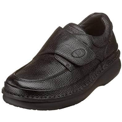 Propet men's Scandia Strap Slip-On - best shoes for elderly balance