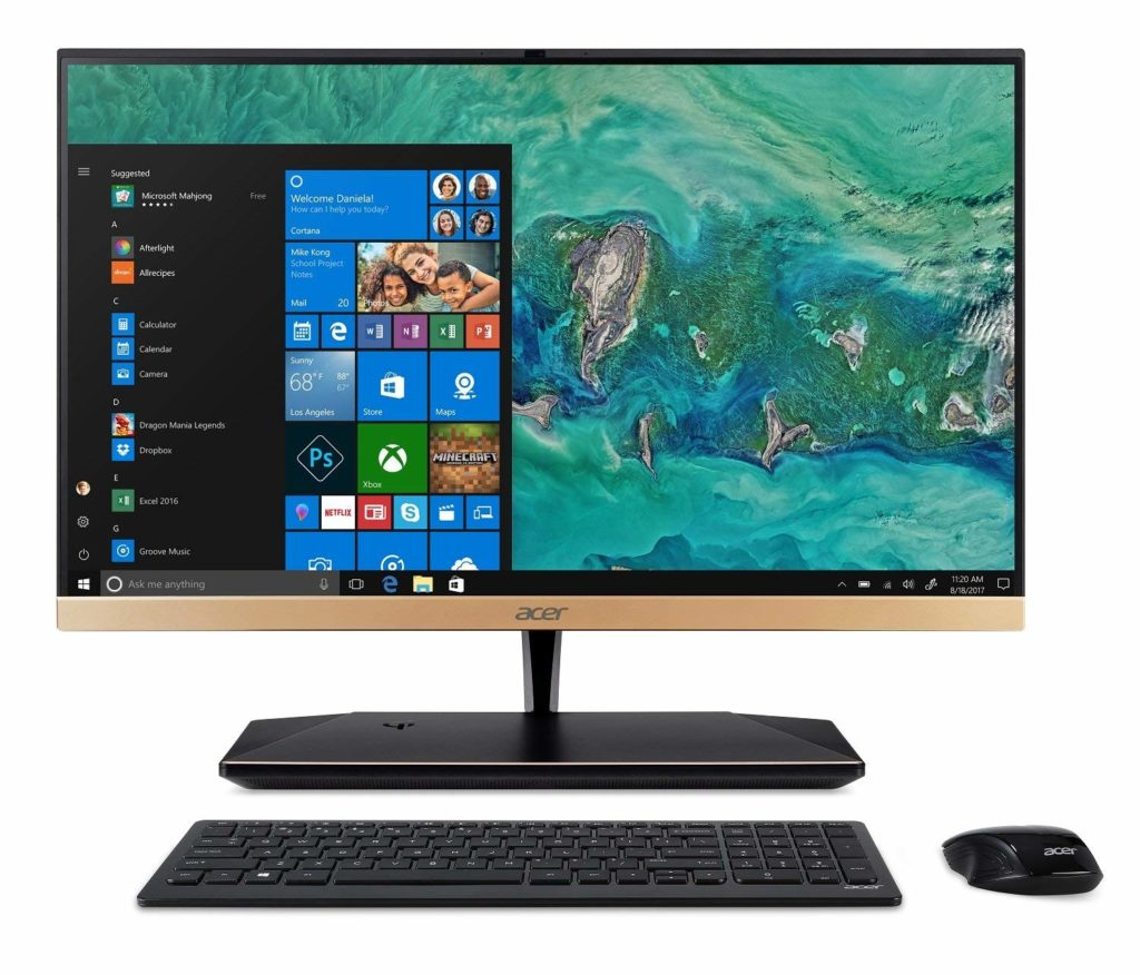 Acer Aspire 24 inch All-In-One Desktop
