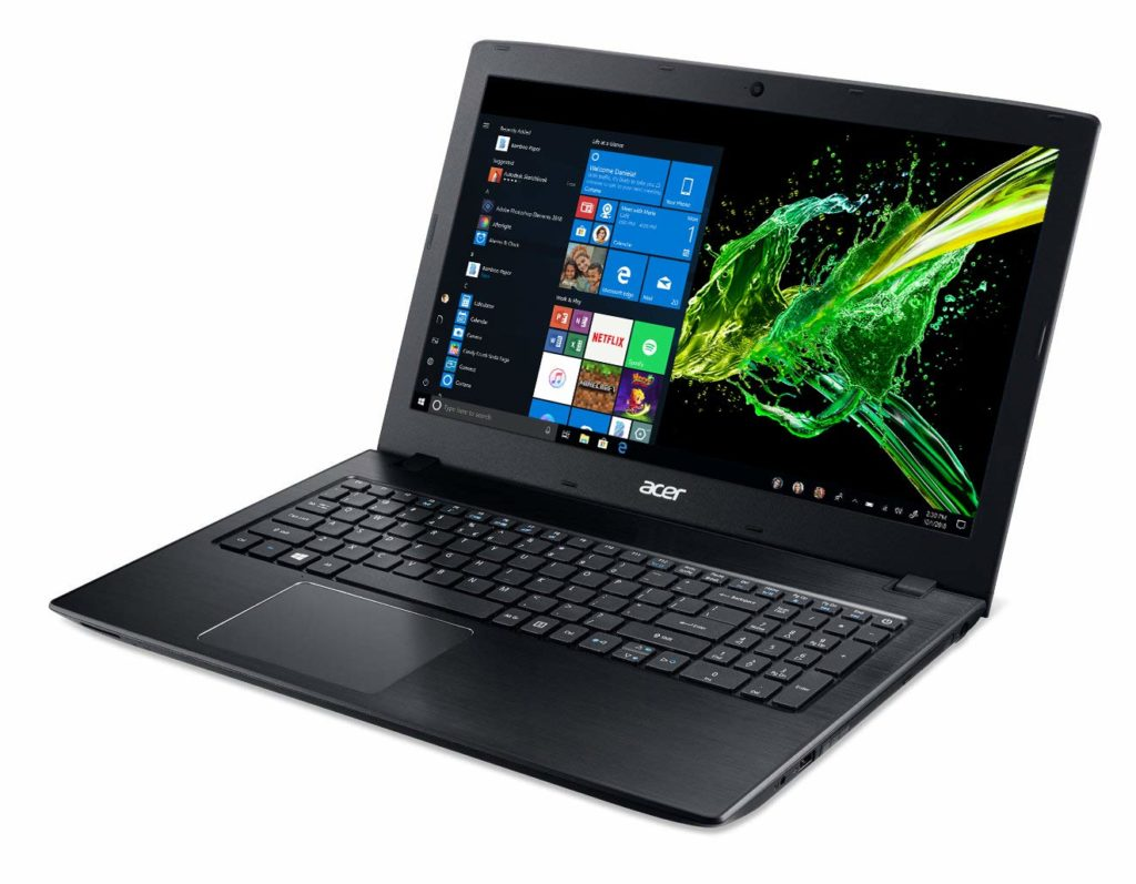 Acer Aspire E 15 Laptop - computers for the elderly