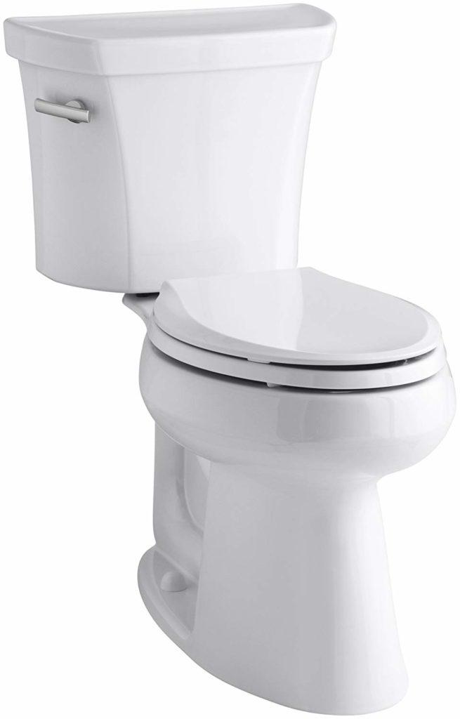 Kohler K-3889-0 Highline Comfort Height 1.28 gpf Toilet