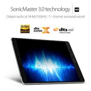 ASUS ZenPad 3S 10 9.7 inch (2048x1536), 4GB RAM, 64GB eMMC, 5MP Front - tablet for elderly