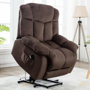 CANMOV Power Lift Recliner Chair - reclining chairs for elderly