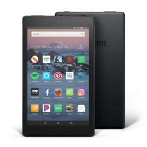 Fire HD 8 Tablet (8 inch HD Display, 16 GB) - tablets for senior citizens