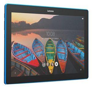 Lenovo Tab 10, 10-Inch Android Tablet, Qualcomm Snapdragon 210 Quad-Core 1.3 GHz Processor, 2GB RAM, 16 GB Storage, Slate Black
