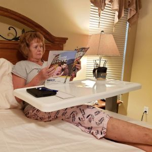 What are the Best Overbed Tables for Seniors