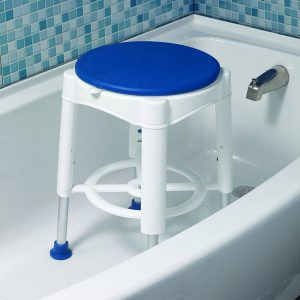 What are the Best Padded Shower Seats for the Elderly