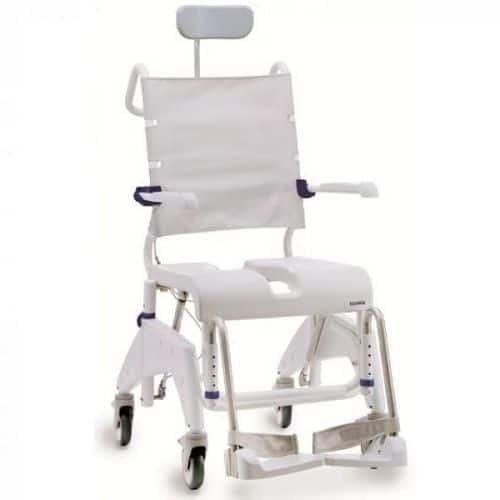Aquatec Ocean VIP Tilt-in-Space Shower and Commode Chair