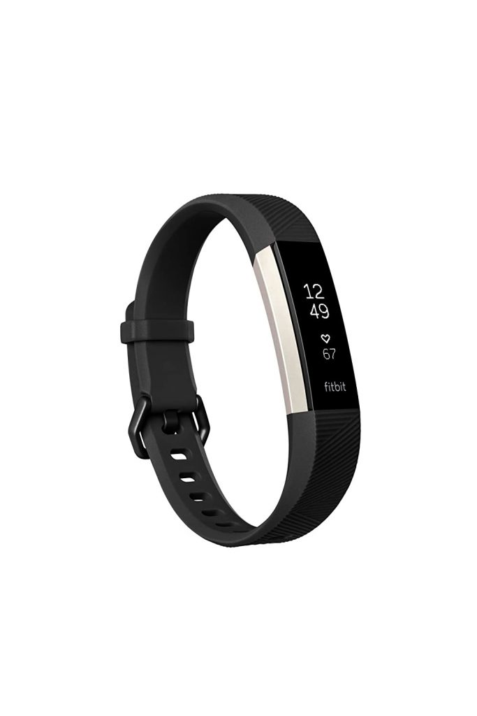 Fitbit Alta HR for the elderly