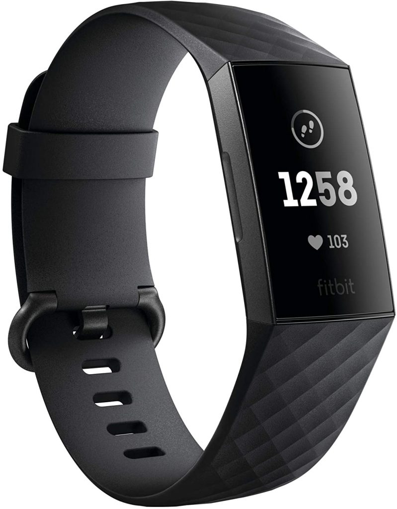 Fitbit Charge 3 Fitness Activity Tracker best fitbits for elderly