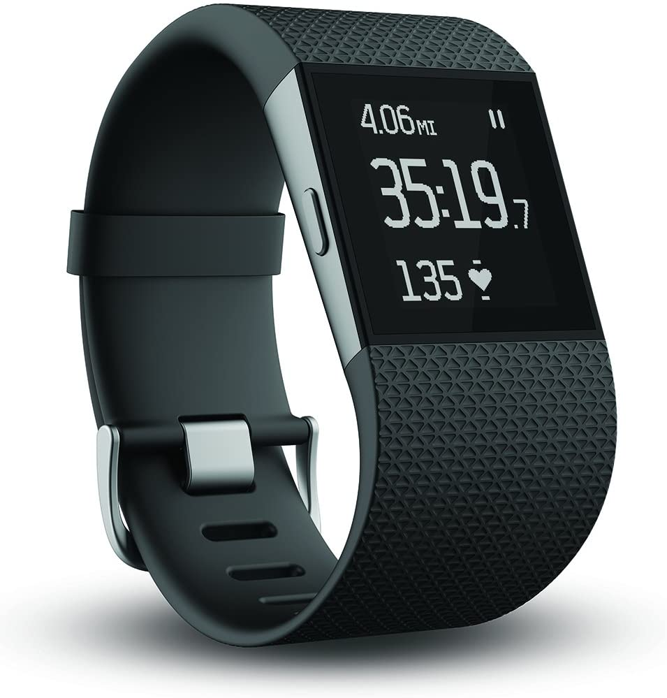 Fitbit Surge Fitness Superwatch best fitbits for senior citizens