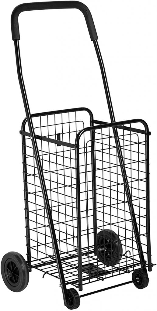Honey-Can-Do RA49035 CRT-01511 4-Wheel Utility Cart