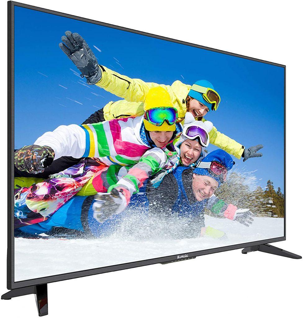Komodo by Sceptre KU515R 50 inch 4K UHD Ultra Slim LED TV